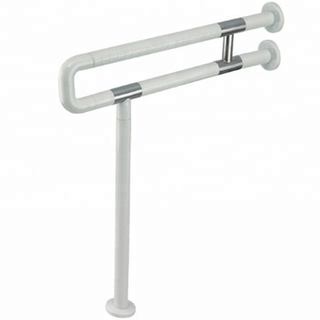50200008-Nylon Wall Ground U-shape Safety Handicap Grab Bar