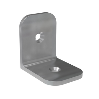 50400044- Stainless Steel 316 Angle Panel Holder