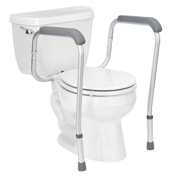 Cubilox-Stainless-Steel-Hospital-Home-Bathroom-Chair